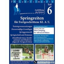 DVD FN Training Series Part 6 Show Jumping for Advanced Riders from trot-online