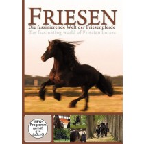 DVD Friesens The Fascinating World of Friesen Horses from trot-online