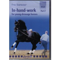 DVD Fritz Stahlecker In Hand Work for Young Dressage Horses Part 2 Advanced from Trot-Online