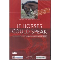 DVD If Horses Could Speak by Dr Gerd Heuschmann from trot-online
