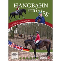 DVD Hangbahn Training with Kurd Albrecht von Ziegner from trot-online
