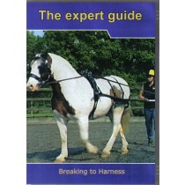 DVD Breaking to Harness The Expert Guide with Claire Wigmore from Trot-Online