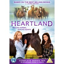 Heartland 10 The Complete Series Ten DVD Box Set
