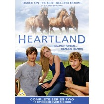 Heartland The Complete Series Two DVD Box Set from trot-online