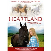 Heartland The Complete Series Three DVD Box Set from trot-online