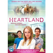 Heartland The Complete Series Seven DVD Box Set from trot-online