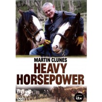 DVD Heavy Horsepower Martin Clunes from trot-online