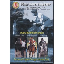 DVD Horsemaster Series The Complete Guide to the BHS Training System from Trot-Online