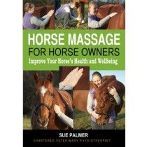 DVD Horse Massage for Horse Owners with Sue Palmer from trot-online
