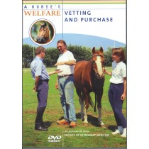 DVD A Horse's Welfare Vetting and Purchase from Trot-Online