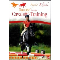DVD Ingrid Klimke Success through Cavaletti Training from trot-online