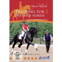 Training for Dressage Horses 1 Ingrid Klimke