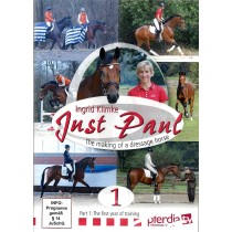 DVD Ingrid Klimke Just Paul - The Making of a Dressage Horse from trot-online