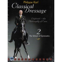 DVD Classical Dressage with Philippe Karl Volume 2 The School of Gymnastics from Trot-Online