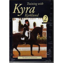 DVD Training with Kyra Kyrklund Volume 2 The Rider's Seat and Balance from Trot-Online