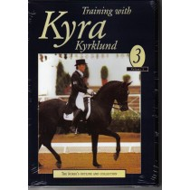DVD Training with Kyra Kyrklund Volume 3 The Horse's Outline and Collection from Trot-Online