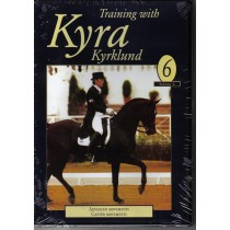 DVD Training with Kyra Kyrklund Volume 6 Advanced Movements Canter Movements from Trot-Online