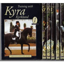 Training with Kyra Kyrklund 6 Volume DVD Set from Trot-Online