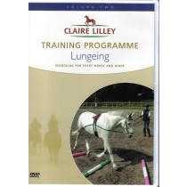 DVD Claire Lilley Training Programme Lungeing from Trot-Online
