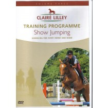 DVD Claire Lilley Training Programme Showjumping from Trot-Online
