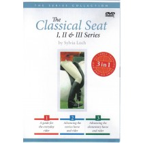 Sylvia Loch The Classical Seat I, II, and III Series DVD from Trot-Online