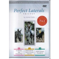 DVD Sylvia Loch Perfect Laterals Trilogy from Trot-Online
