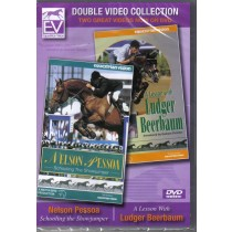Nelson Pessoa and Ludger Beerbaum Showjumping training DVD from Trot-Online