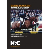 DVD Eddie Macken True Legend from trot-online