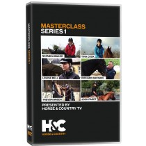 Equestrian DVD Masterclass Series 1 from trot-online