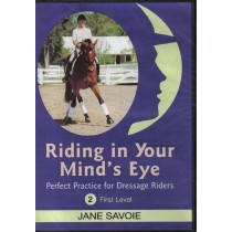 Riding in Your Mind's Eye Volume 2 First Level Jane Savoie DVD from Trot-Online