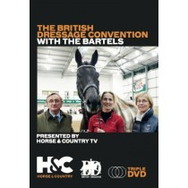 The British Dressage Convention with The Bartels Triple DVD from trot-online