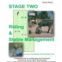 Stage Two Riding and Stable Management by Hazel Reed and Jody Redhead | trot-online