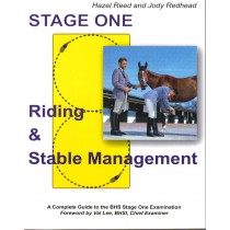 Stage One Riding and Stable Management Fourth Edition by Hazel Reed and Jody Redhead | trot-online