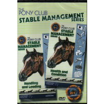 DVD The Pony Club Stable Management Series from Trot-Online