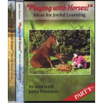 Playing With Horses Jutta Wiemers 3 part DVD Set from Trot-Online
