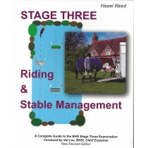 Stage Three Riding and Stable Management by Hazel Reed | trot-online