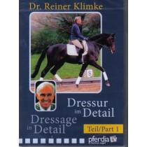 DVD Dressage in Detail Part 1 by Dr. Reiner Klimke from trot-online
