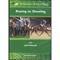 DVD Retraining of Racehorses Racing to Showing with Lynn Russell from trot-online