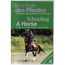 DVD Schooling a Horse with Rudolf Zeilinger Part 4 The Counter Canter, Flying Changes and Canter Pirouettes from Trot-Online