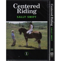 Sally Swift Centered Riding 2 DVD set from Trot-Online