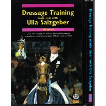 Dressage Training Made Clear With Ulla Salzgeber 2 DVD Set from Trot-Online
