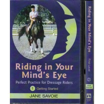Jane Savoie Riding in Your Mind's Eye 2 DVD set from Trot-Online