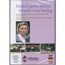 DVD Simply Good Riding with Susanne Miesner from trot-online