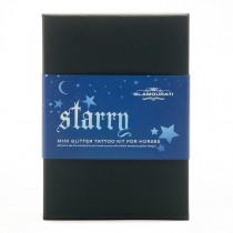 Glamourati Starry Glitter Tattoo Kit for Horses from trot-online