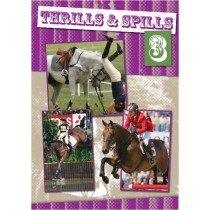 DVD Equestrian Thrills and Spills Volume 3 from trot-online