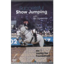 Tim Stockdale DVD Successful Show Jumping Volume 1 Laying the Foundations from Trot-Online