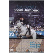 Tim Stockdale DVD Successful Show Jumping Volume 2 Moving On Moving Up from Trot-Online