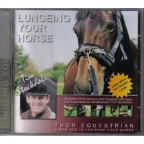 Lungeing Your Horse with Tim Stockdale Audio CD from trot-online
