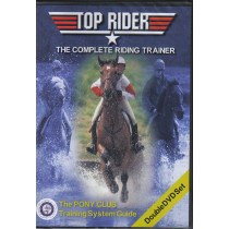 DVD Top Rider The Pony Club Training System Guide from Trot-Online
