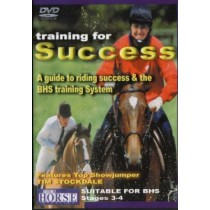 DVD Training For Success A Guide to Riding Success and the BHS Training System from trot-online